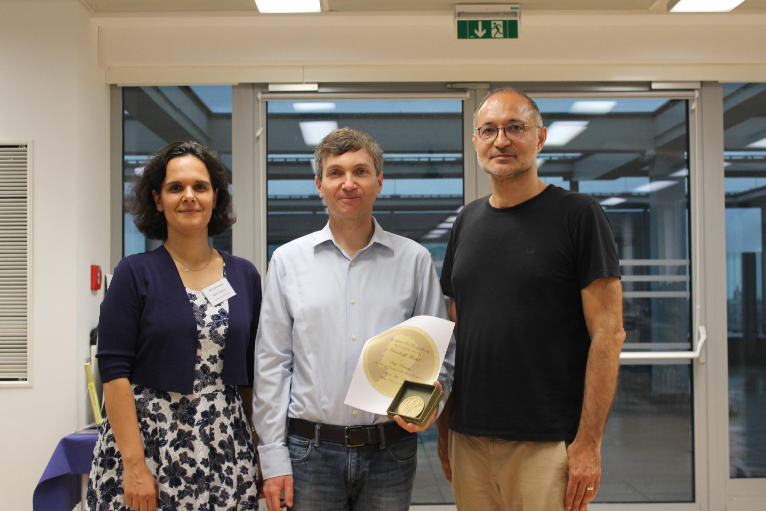 Hausdorff Medal 2019